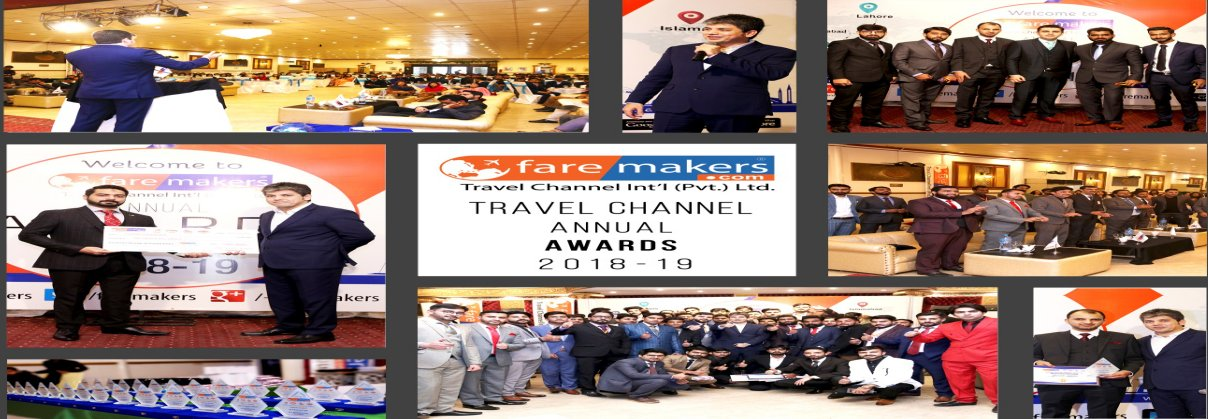 Annual Conference 2018-19 Travel Channel International (Pvt) Limited (Faremakers.com)
