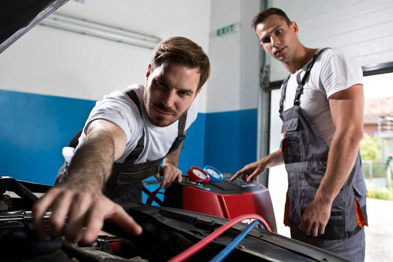 Car Air Conditioning Services and Repairs