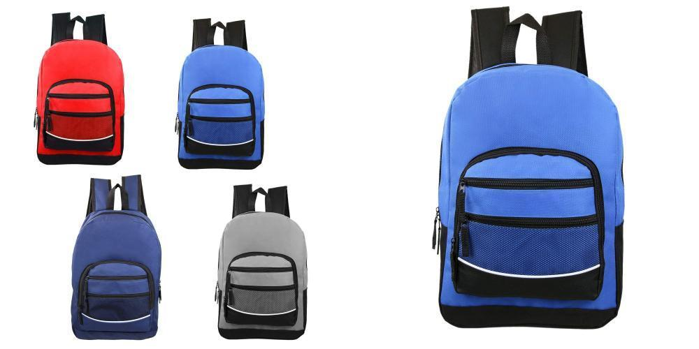 What are the mistakes you could avoid while ordering school backpacks?