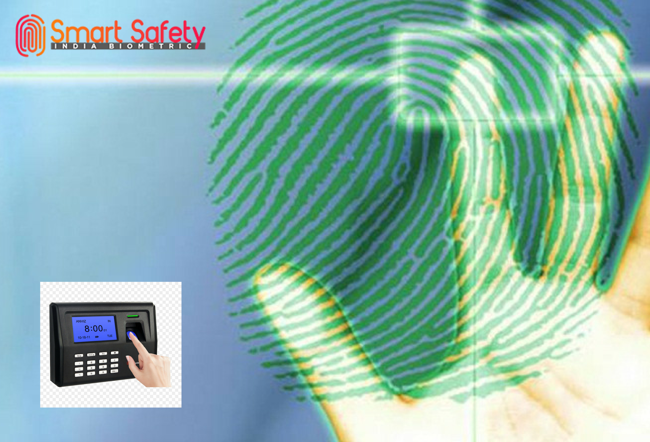 Make your Workplace Safer with Biometric Attendance Machine