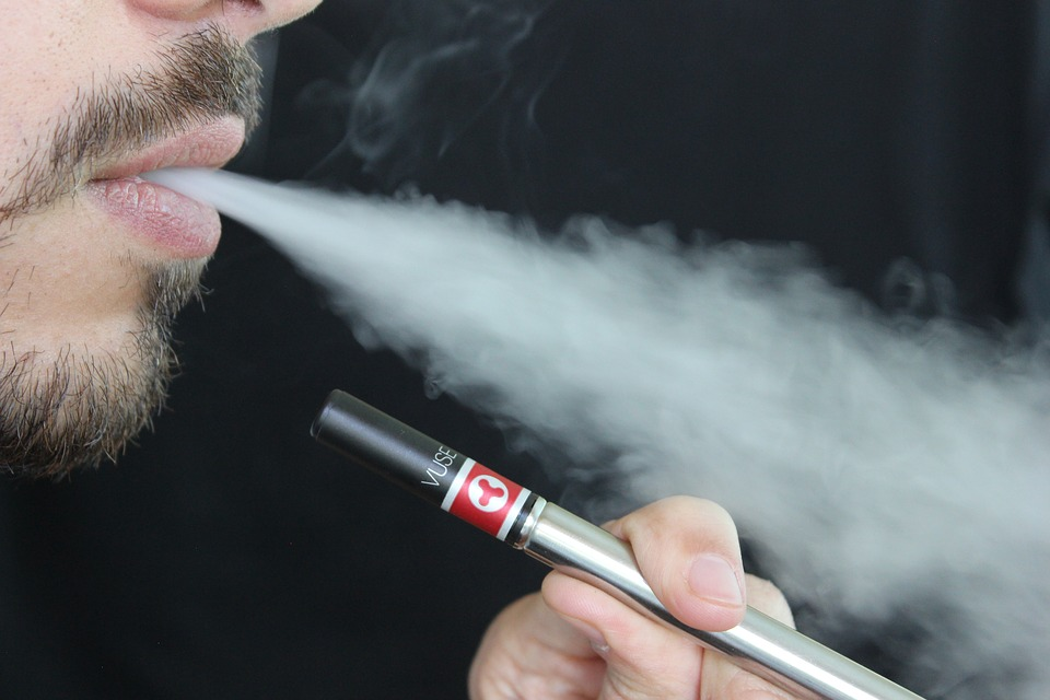 The options for switching on to a less harmful form of smoking