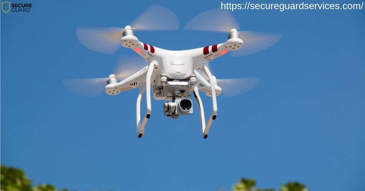 Here's How Drones Can Improve Home Security
