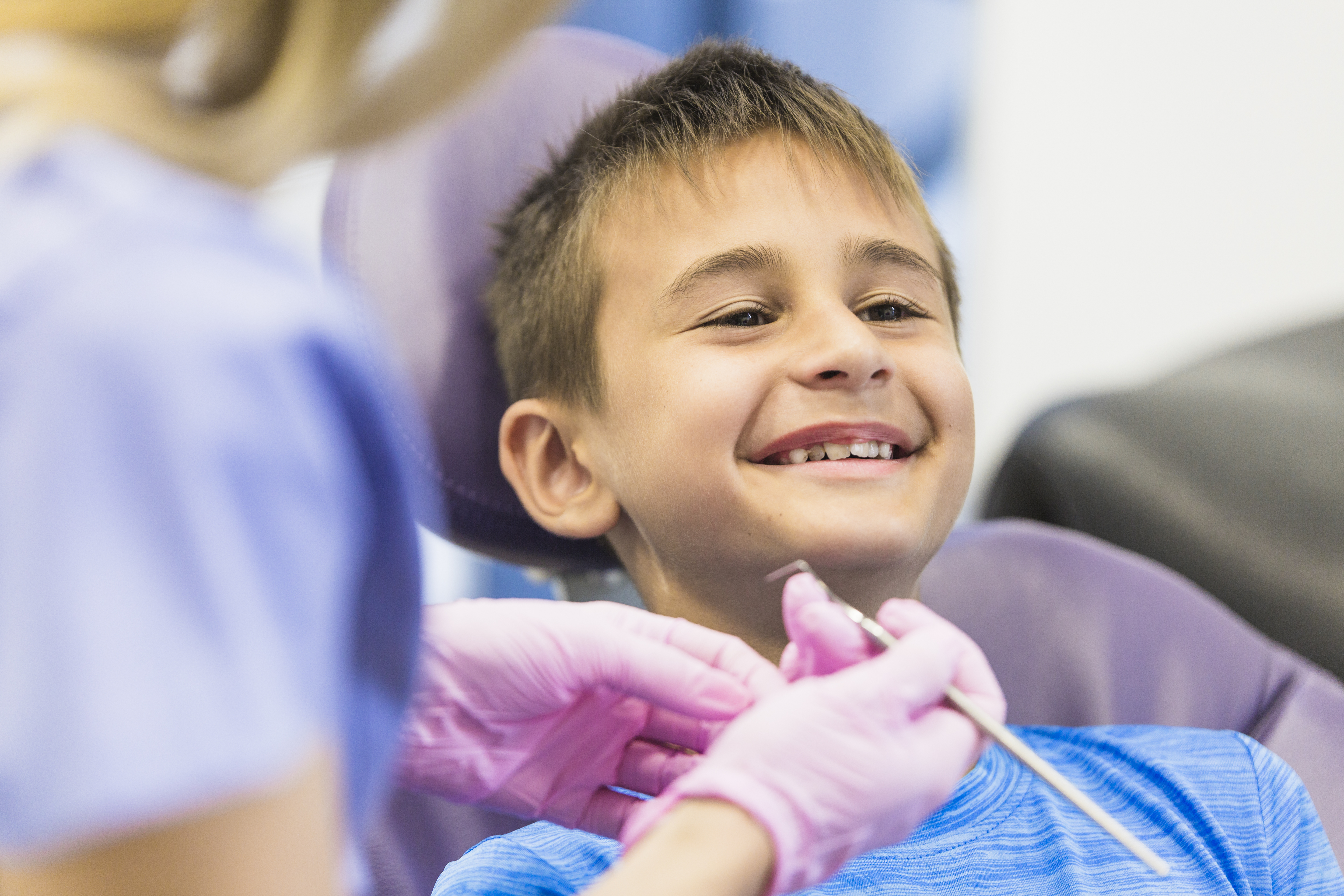 Oral Health of Children and Early Prevention