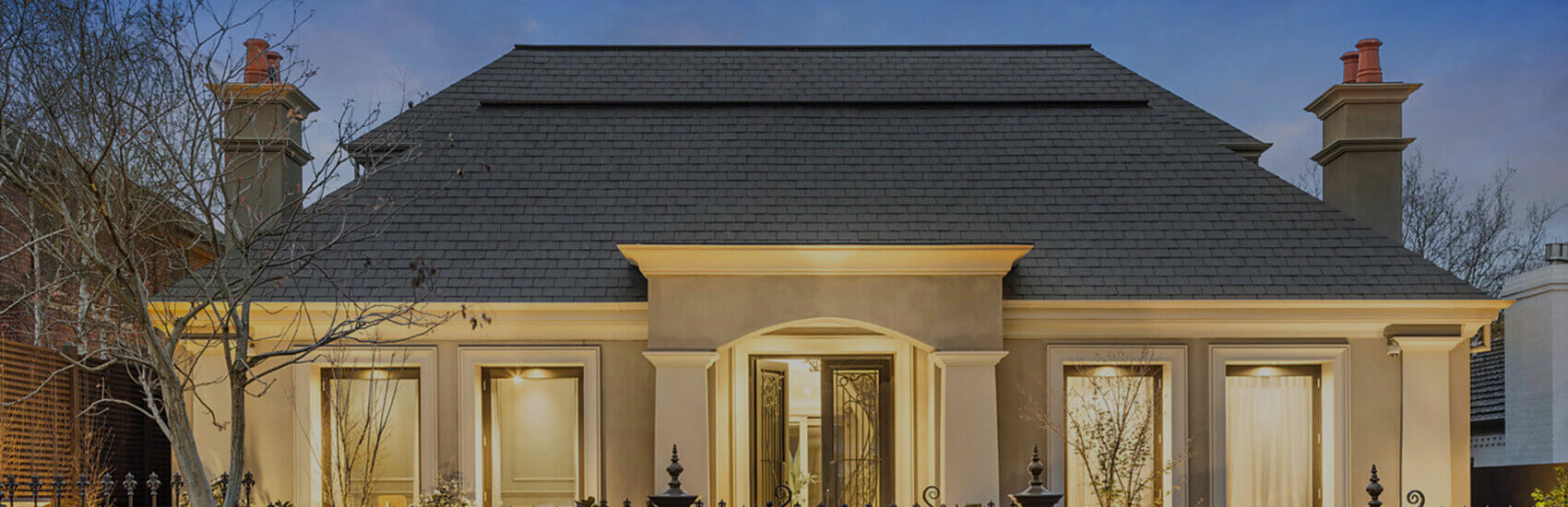 The One to decorate your home with classic and elegant roofing