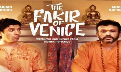 Review The Fakir of Venice