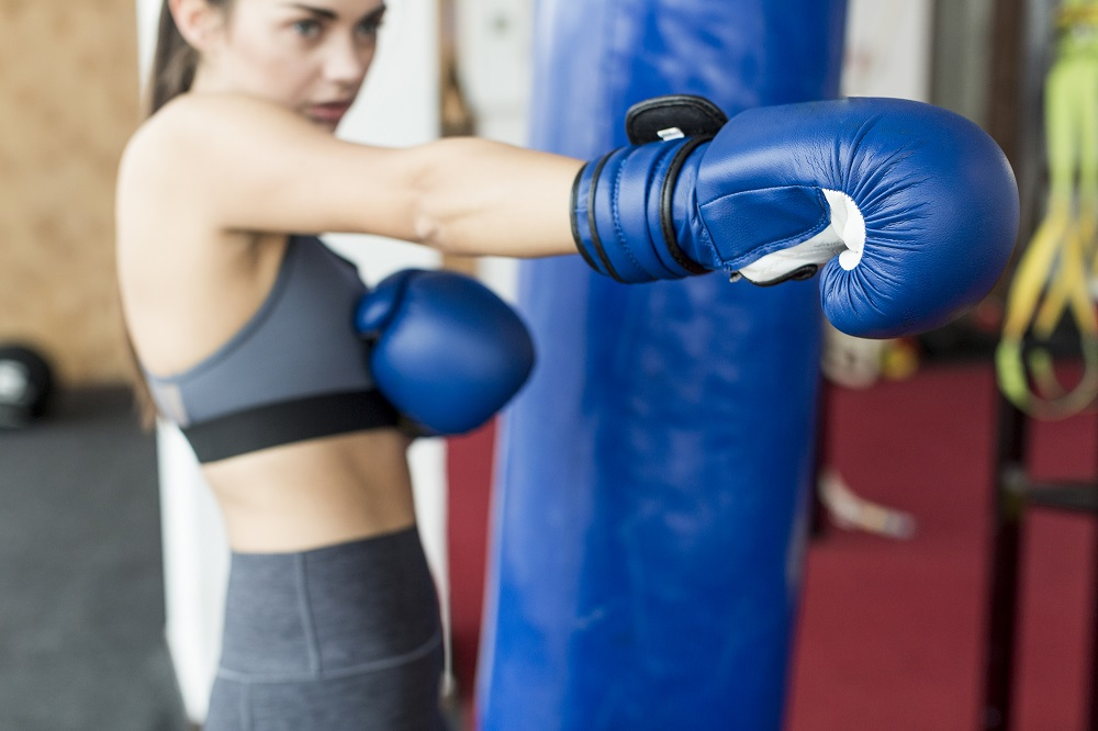 Women Boxing Glove