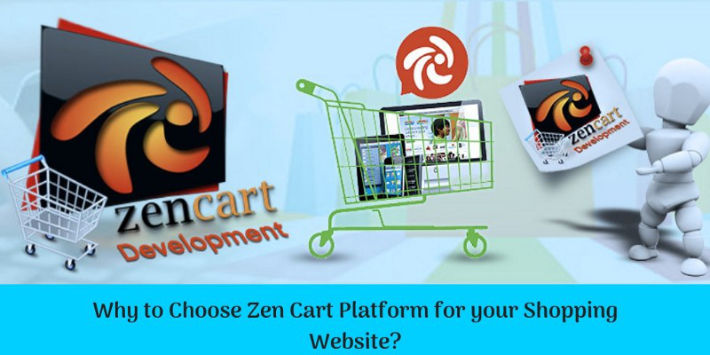 Why to Choose Zen Cart Platform for your Shopping Website?