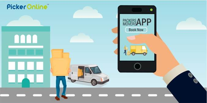 The need and uses of packers and movers App