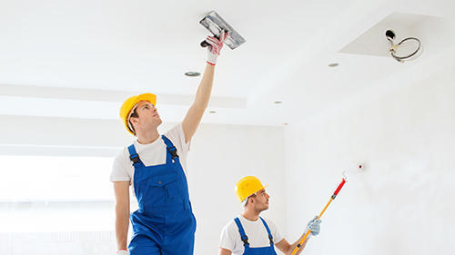 Select Painting Services for Your Home Improvement Needs
