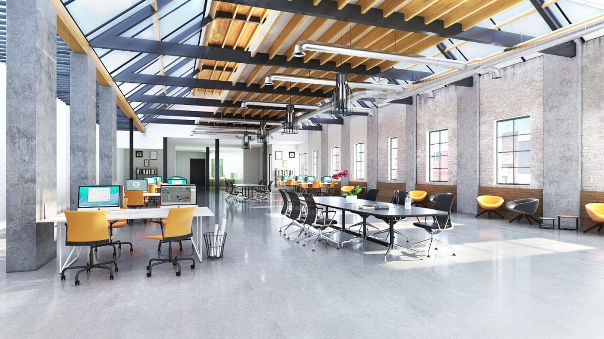 4 Ceiling Options to Choose from for an Office Space