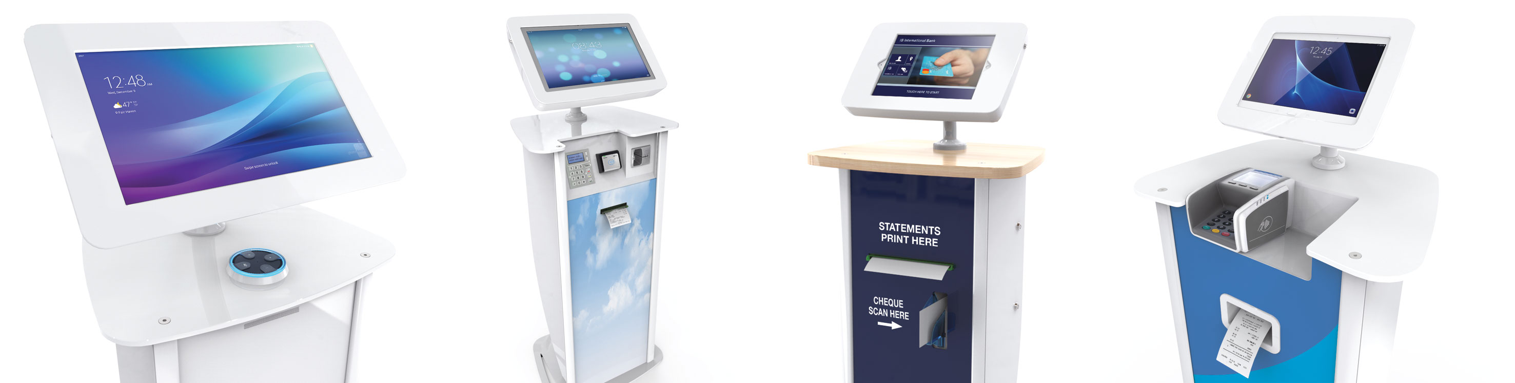 The Important Features for Every Kiosk System
