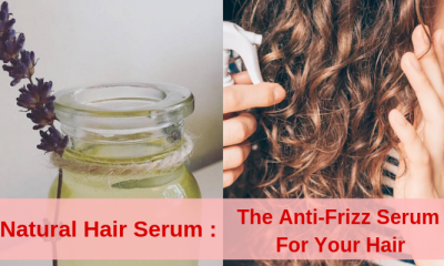 Natural Hair Serum