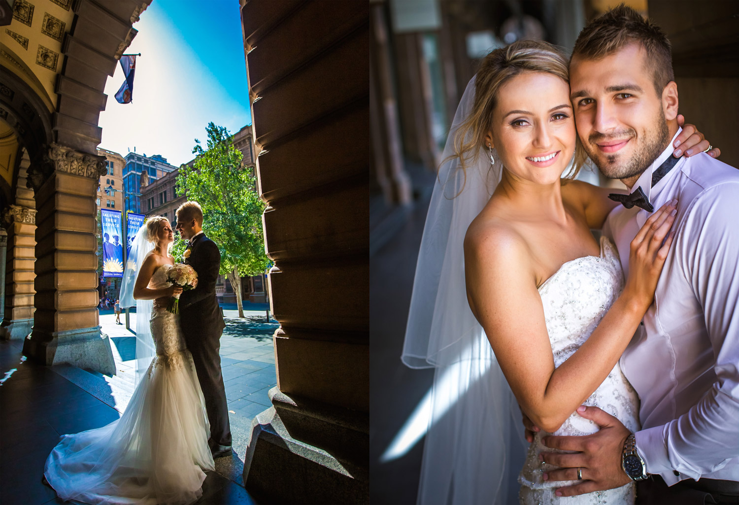 Top Five Best Locations for Wedding Photography in Sydney