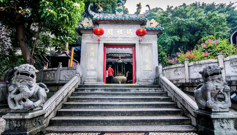 Places to visit in Macau 2019