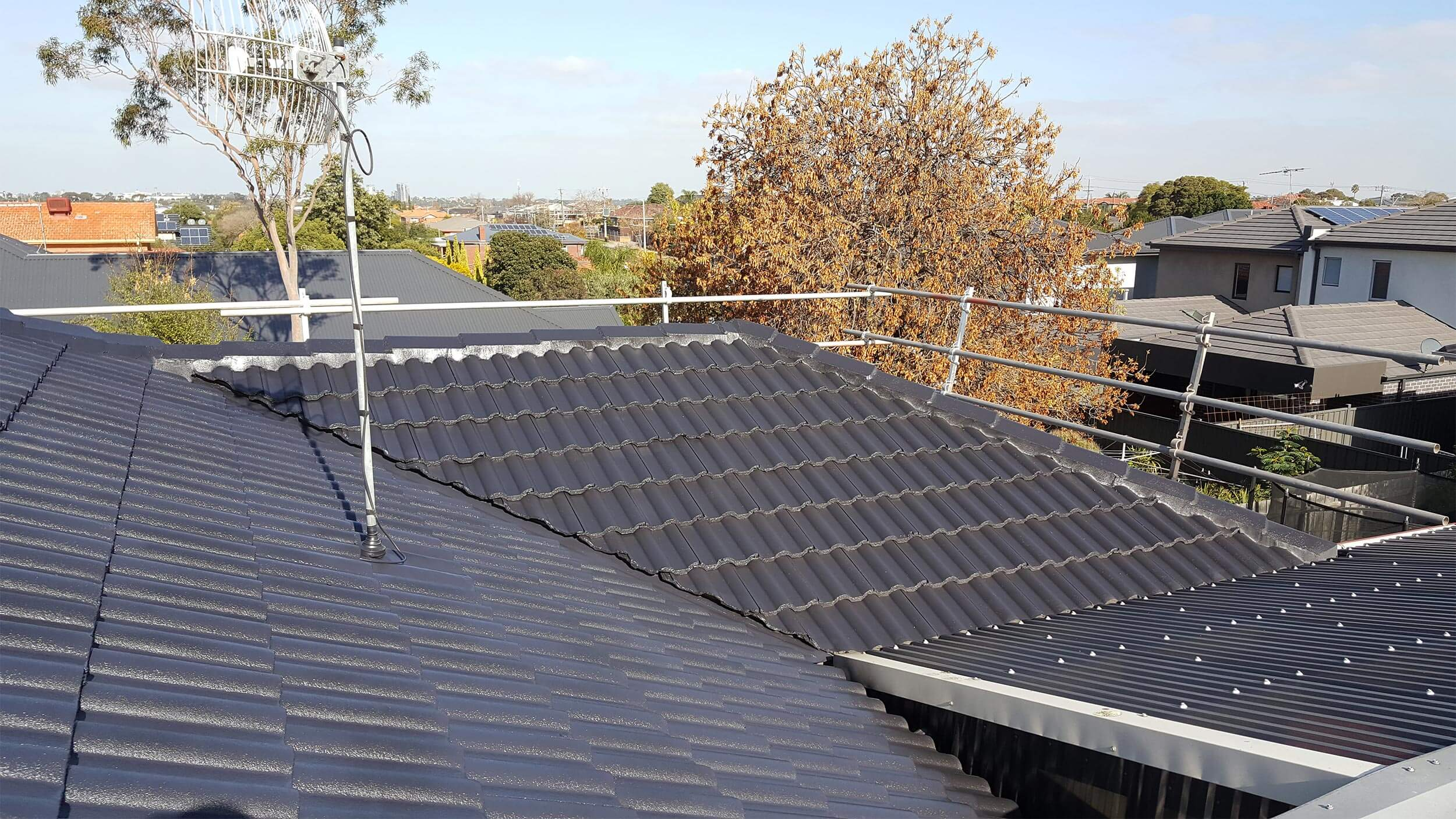 Ensure the New Look of Home with Roof Restorations Mentone
