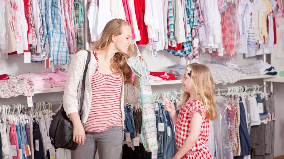 5 Tips for Moms to Do Smart Back-To-School Wardrobe Shopping
