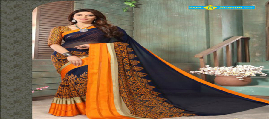 Designer Sarees in Surat Are A New Fad For The Women of Today, Find Out How?