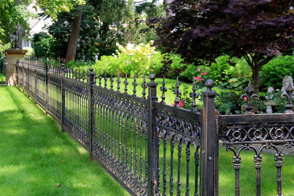 Some Special Attributes of Metal Garden Fencing
