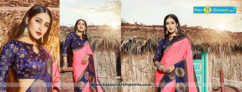 Printed Saree -The Most Beautiful Women's Outfit