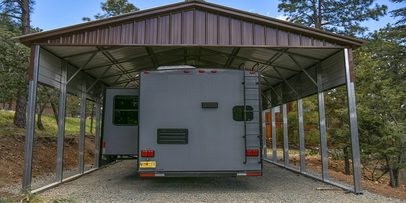 Metal RV Carports: Wise Shelter Solution For Your Valuable Investments
