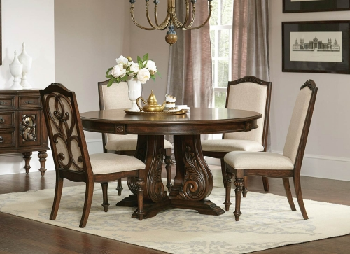 How to Make the Dinner Surprising With Coaster Dining Set