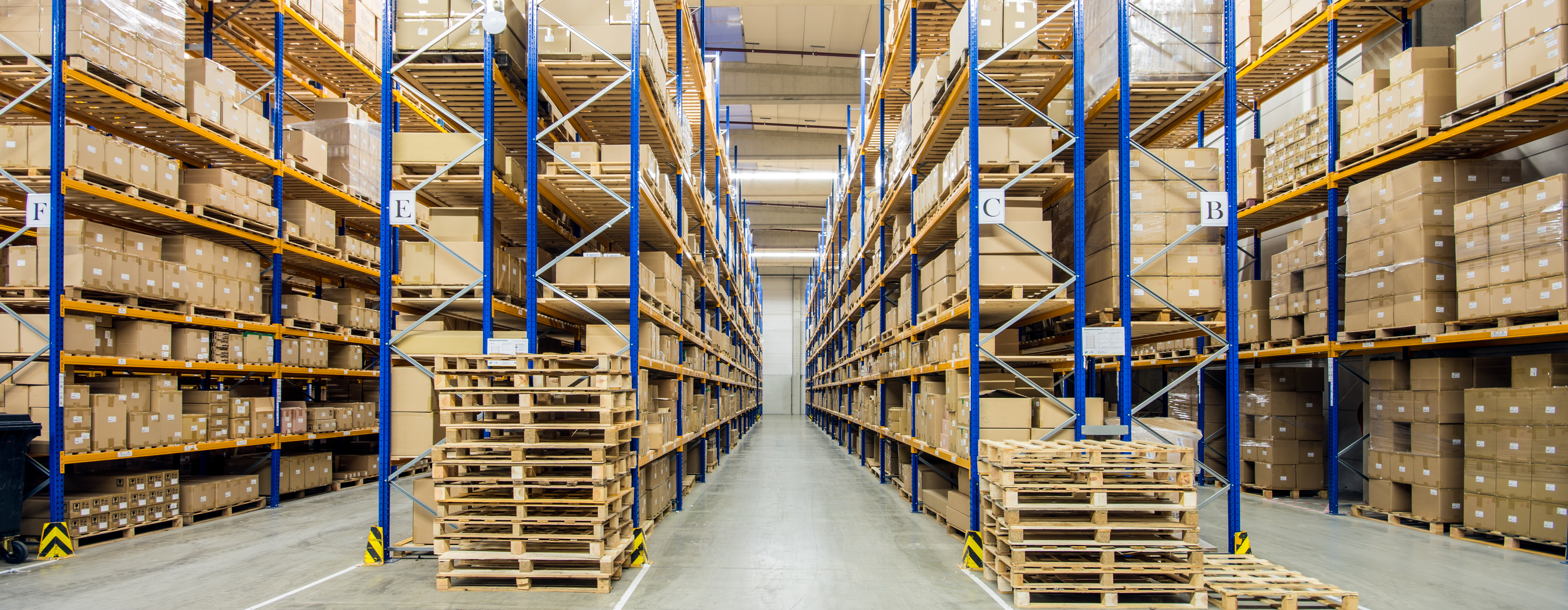 Commercial Pallet Racking System: All that You Should Know