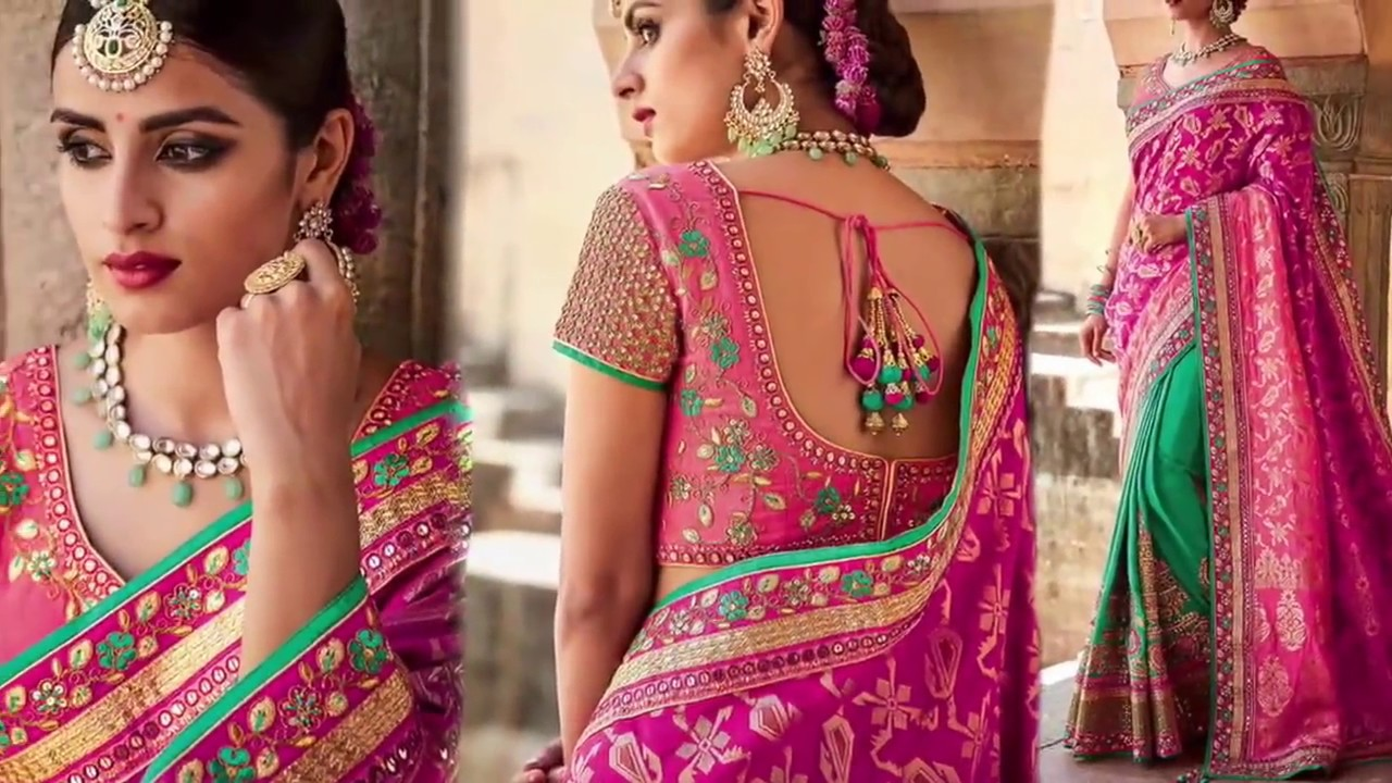 Saree the Ideal Outfit – Buy Latest Designer Sarees Online