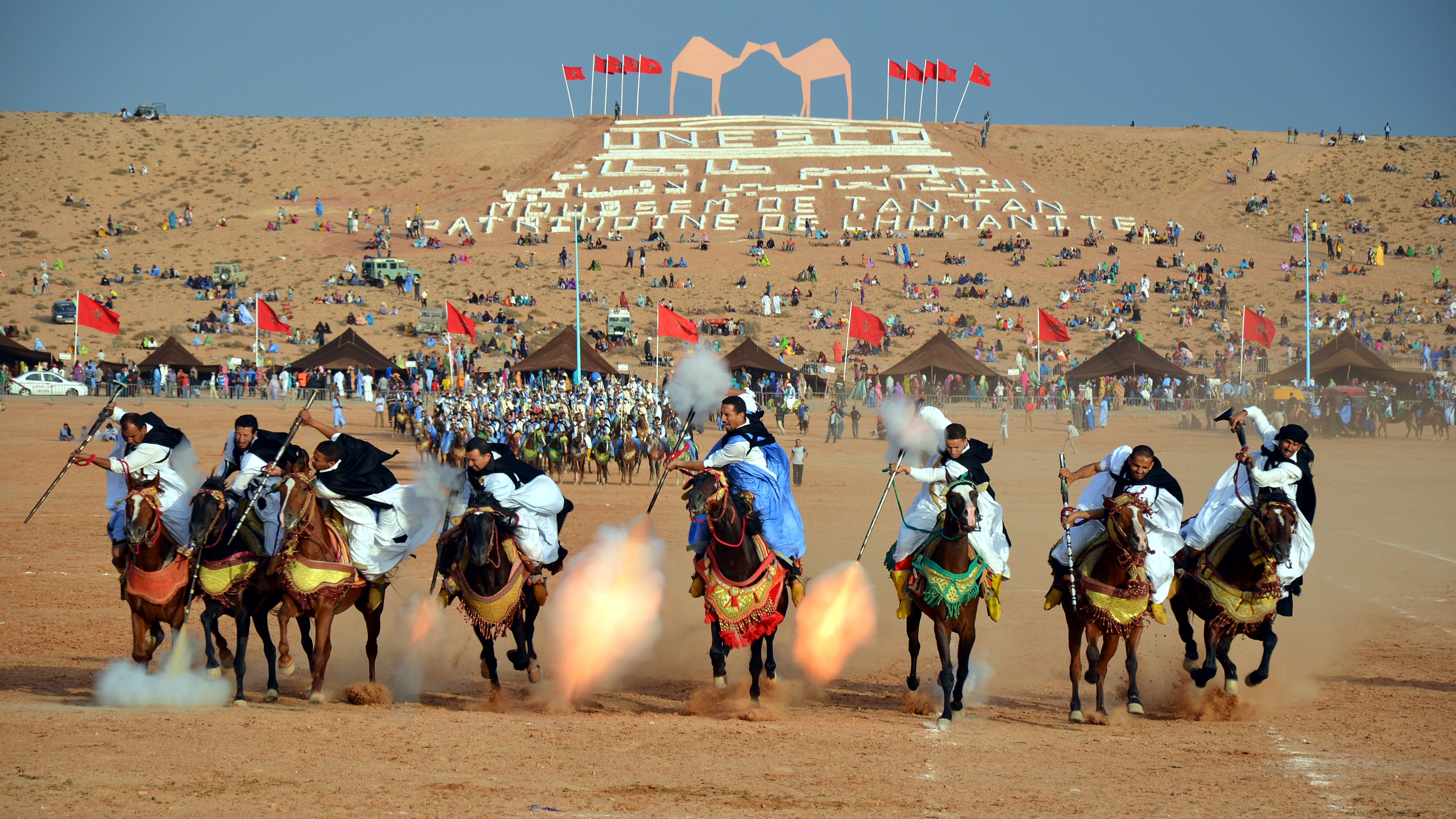 Top Festivals and Events in Morocco