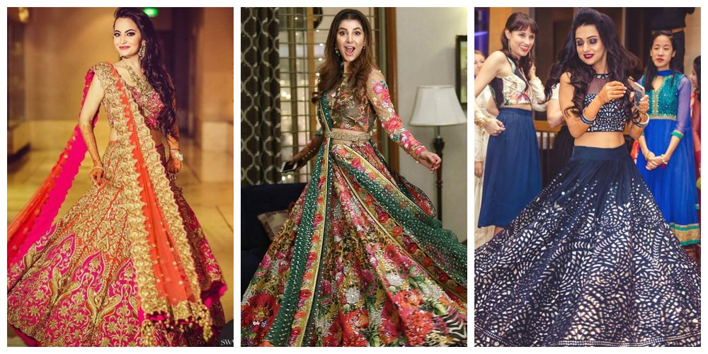 Crop Top Lehenga is the Way to Go for the Perfect Summer Wedding