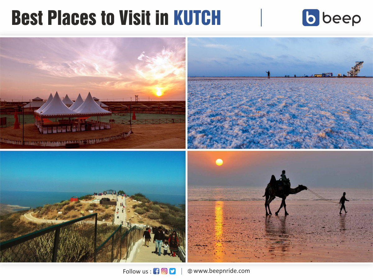 5 BEST Places to Visit in Kutch Bhuj- 2019