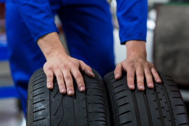 Always pay attention to tyre labels