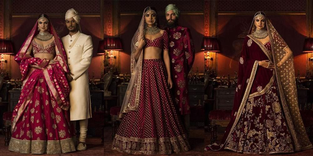 10 Unique and Awesome Ideas To Customize your Bridal Lehenga