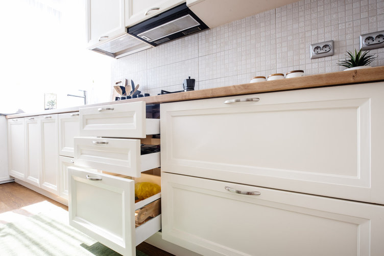 Use Cabinet and Drawer Organizers