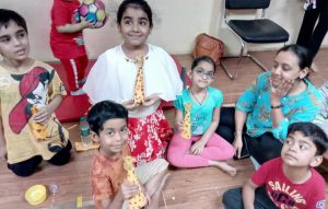 Therapy for Hyperactive children in Ahmedabad
