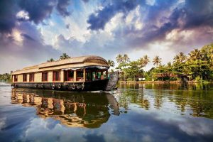Alleppey, another best places for solo travelers in south india