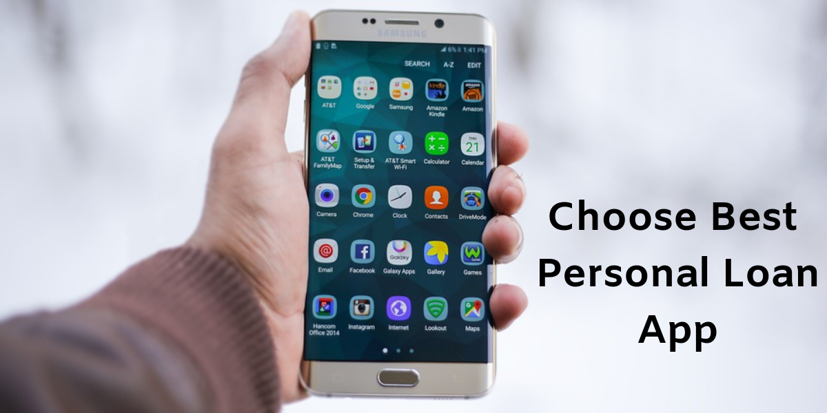 Which Factors Should you Consider while Choosing a Personal Loan App?