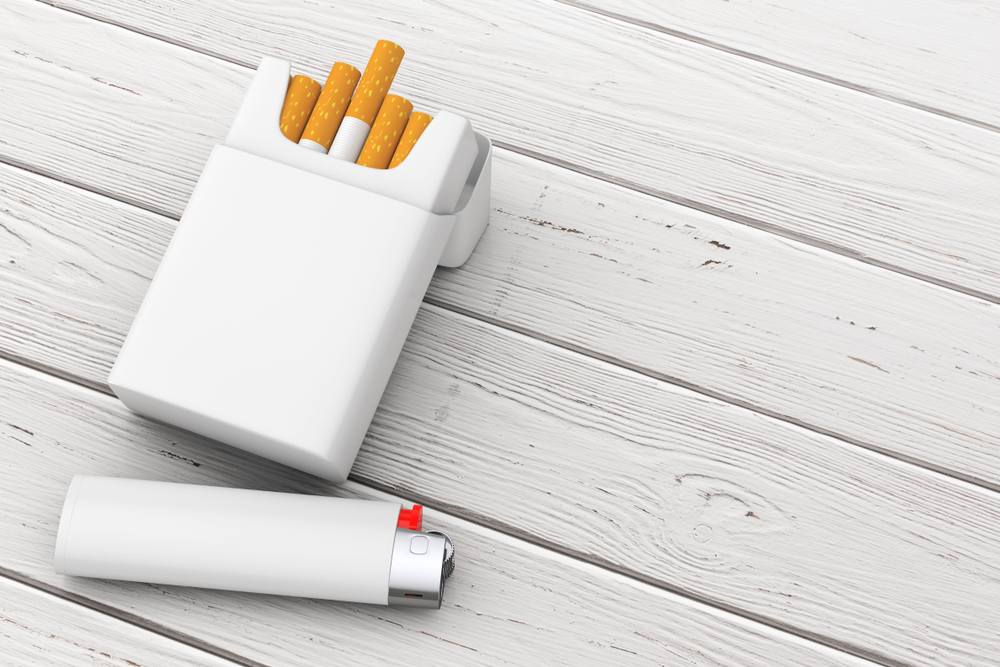 Exceptional Cigarette Packaging with Quality Paper Material