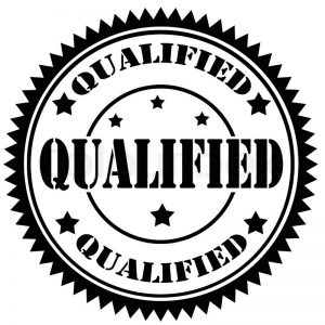 Qualified carpet cleaner