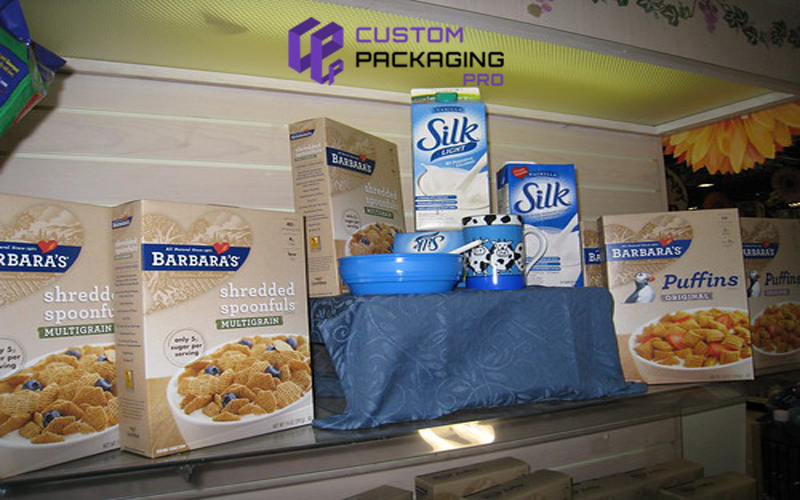 How can Custom Cereal Boxes help you Outsmart your Competitors