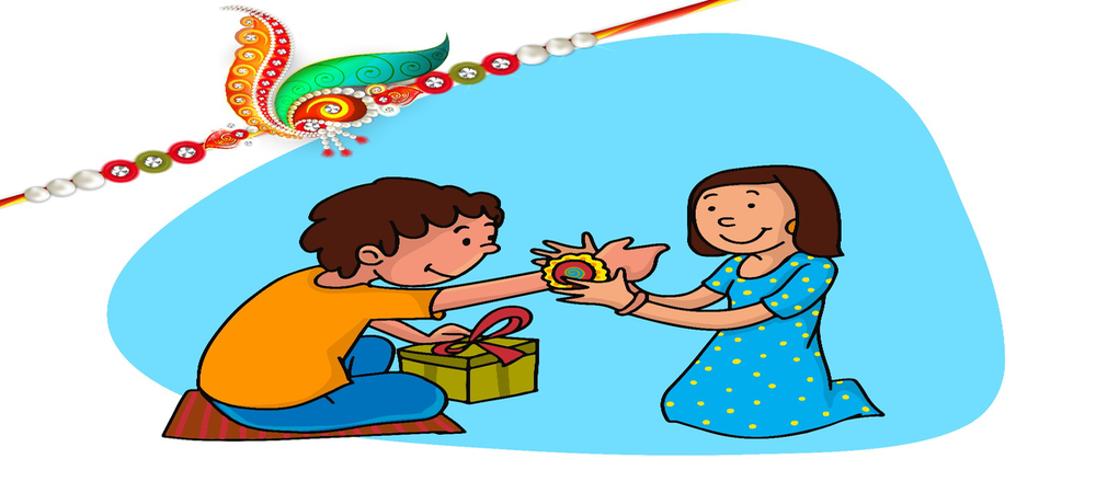 Pamper The Lil Kids In Your Family This Rakhi Festival