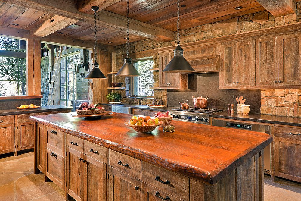 5 Things to Do with the Repurposed Wood for Your Kitchen