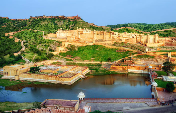 "Jaipur – A Trace of Royalty in the ""PINK CITY"""