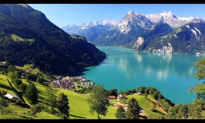 Camping Places In Switzerland