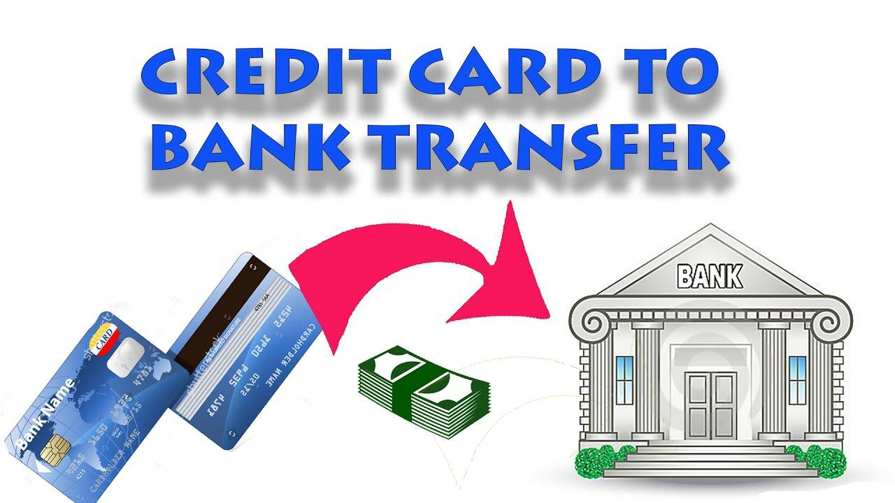 Five advantages of transferring money from credit card to your bank account