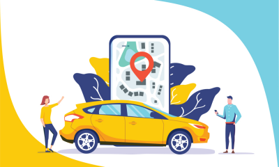 Uber Clone Script For Developing A Taxi Booking App