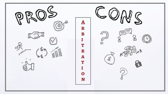Learn About Arbitration Pros and Cons!