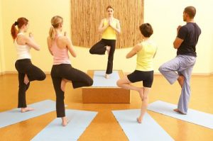 Yoga Teaching Job
