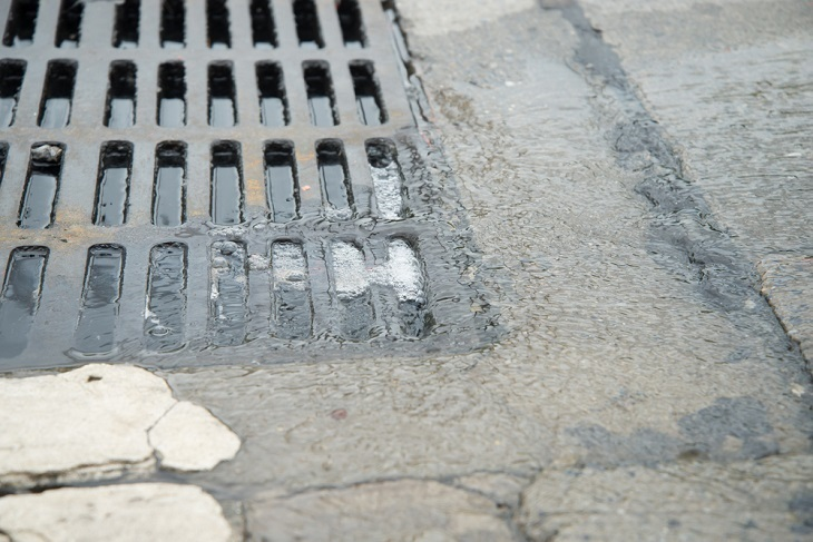 Blocked-Drain-Cleaning
