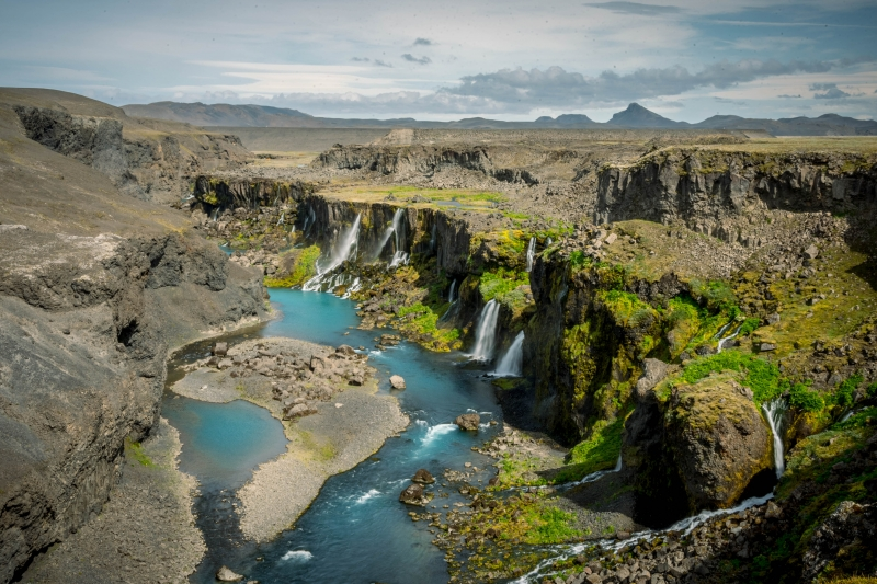 Top 10 Magnificent Canyons in Iceland