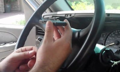 GPS Tracking Device In Vehicles
